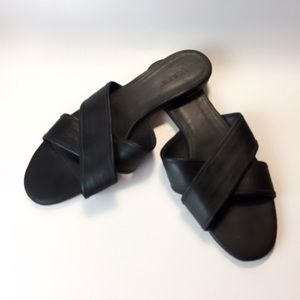 J crew women's leather sandals